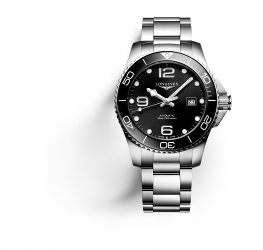 detail Longines HydroConquest L3.782.4.56.6