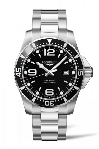 detail Longines HydroConquest L3.841.4.56.6