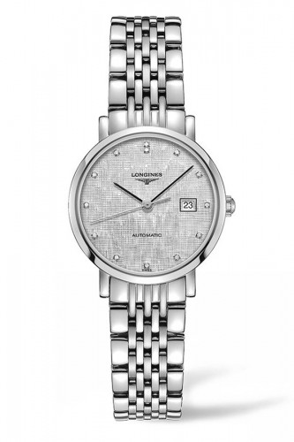 detail The Longines Elegant Collection L4.310.4.77.6