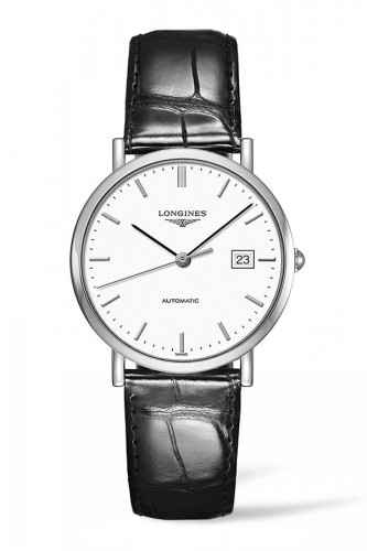 detail The Longines Elegant Collection L4.810.4.12.2