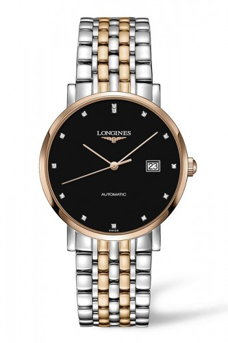 detail The Longines Elegant Collection L4.910.5.57.7