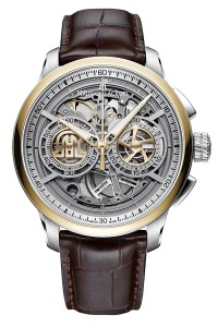 Maurice Lacroix Masterpiece Chronograph Skeleton MP6028-PS101-001-1