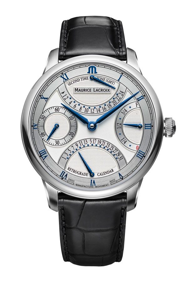 Maurice Lacroix Masterpiece Double MP6578-SS001-131-1