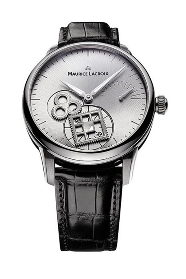 detail Maurice Lacroix Masterpiece Square Wheel MP7158-SS001-901