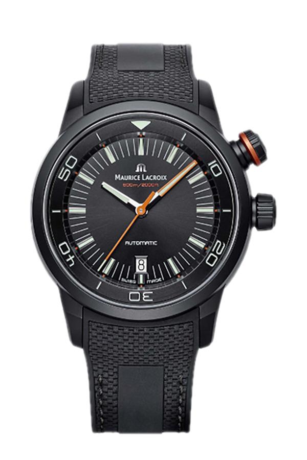 2506122f2 Maurice Lacroix Pontos S Diver PT6248-PVB01-332-1 | Beny | Luxusní ...