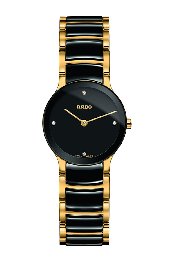 Rado Centrix Diamonds Quartz R30189712