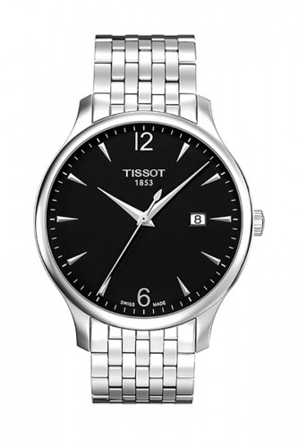 detail Tissot Tradition Quartz T063.610.11.057.00