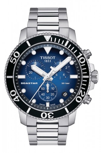 detail Tissot Seastar 1000 Chronograph T120.417.11.041.01