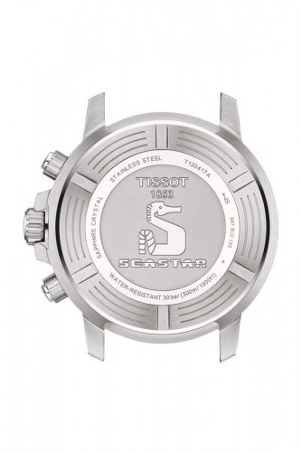 detail Tissot Seastar 1000 Chronograph T120.417.17.421.00
