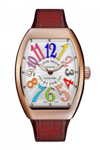 Franck Muller Vanguard Color Dreams V 32 QZ COL DRM 5N RG