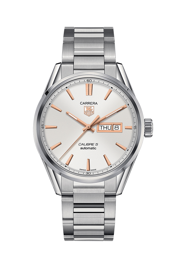 Tag Heuer Carrera Calibre 5 Day-Date WAR201D.BA0723