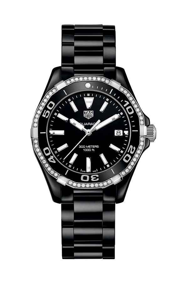 detail Tag Heuer Aquaracer WAY1395.BH0716