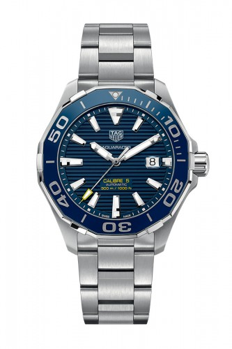 detail Tag Heuer Aquaracer WAY201B.BA0927