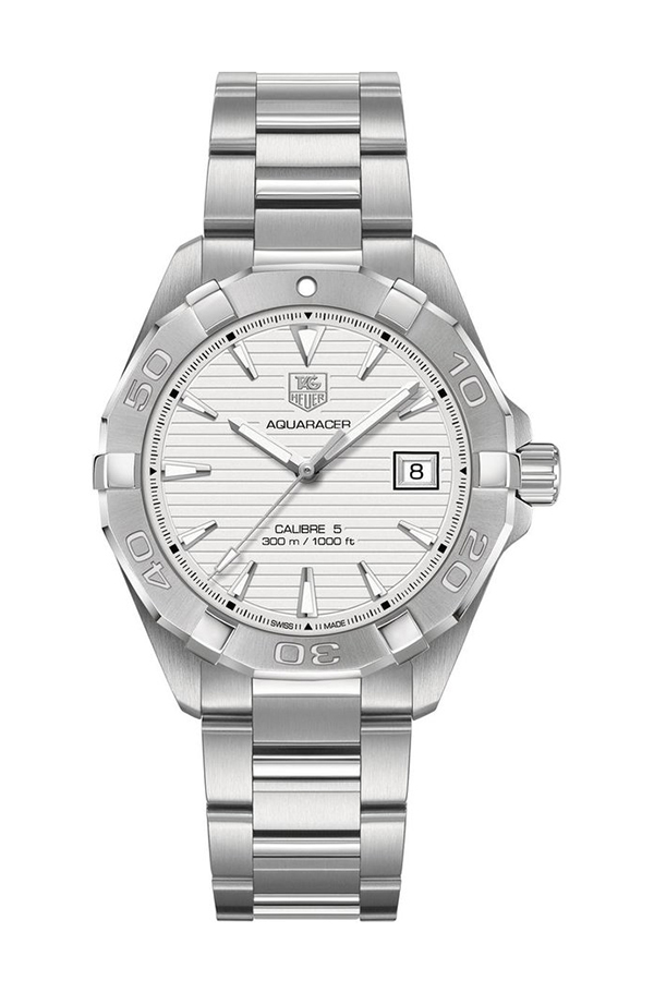 detail Tag Heuer Aquaracer WAY2111.BA0910