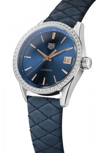 detail Tag Heuer Carrera Ladies WBK1317.FC8259