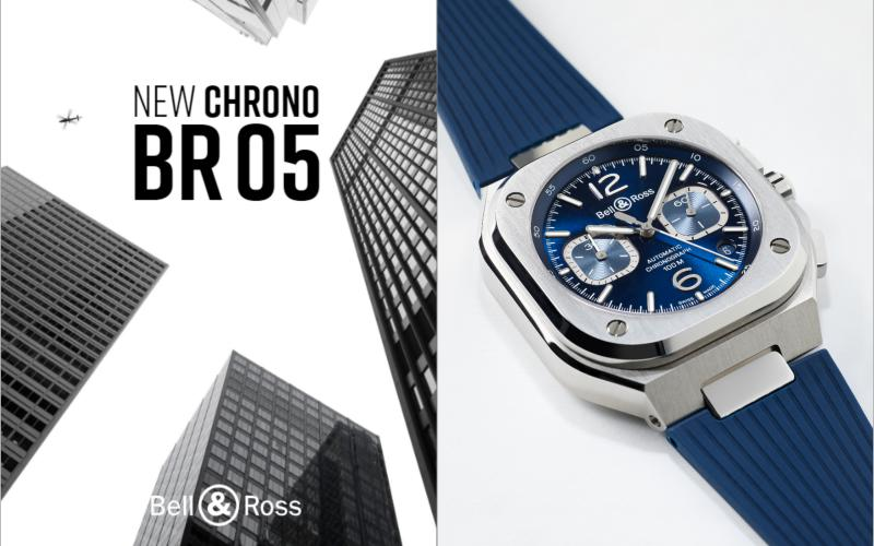 Bell & Ross BR 05 Chronograph